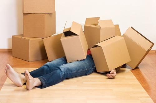 Préparation déménagement